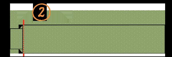 八寸袋名古屋帯-たたみ方2