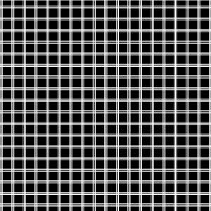 帯の柄 格子図解
