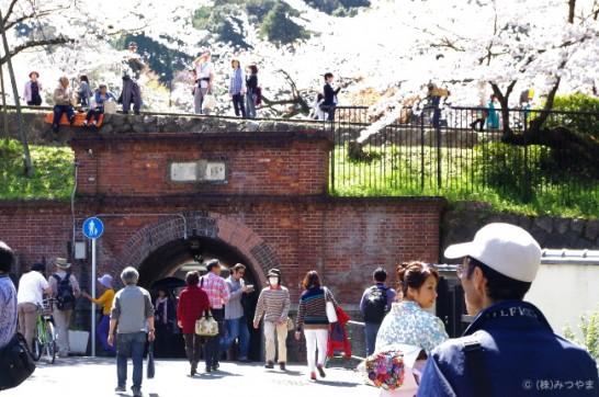 南禅寺道中のトンネル