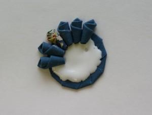 袋つまみ シューズクリップ 作り方29