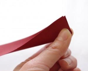 ヘアゴムの作り方・折り方のコツ