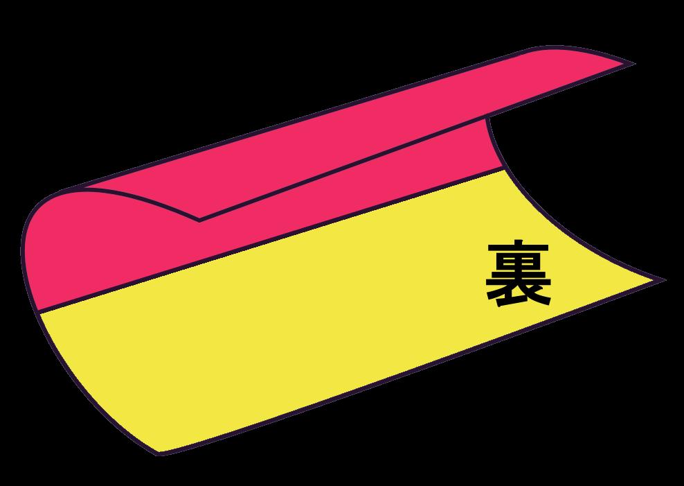 丸帯の構造