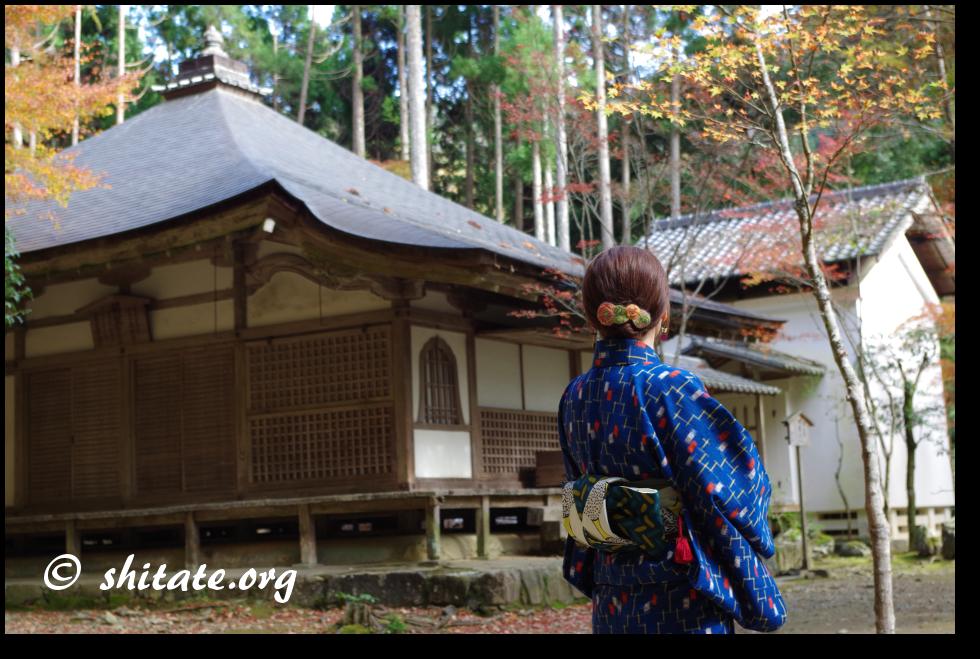 京都・三尾・高山寺の写真