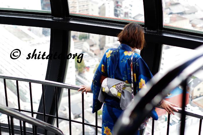 京都タワーのオススメ撮影ポイント