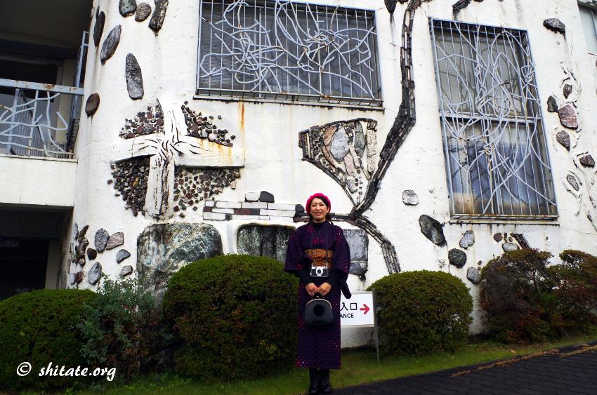 京都府立堂本印象美術館・記念写真