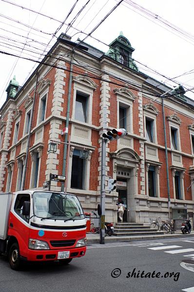 京都のレトロ建築まとめ・中京郵便局
