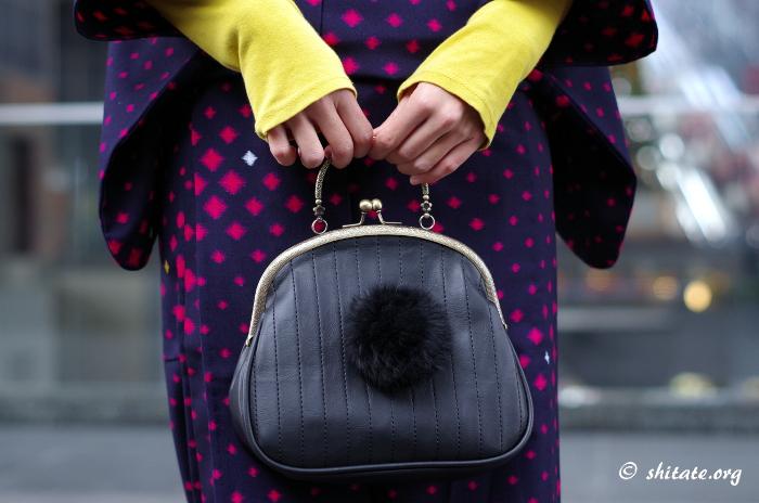着物とバッグの合わせ
