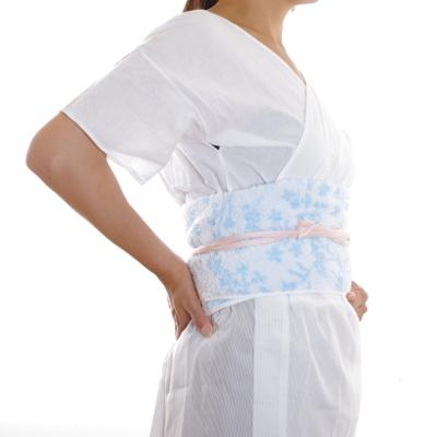浴衣を着る時に体型を補正するタオル