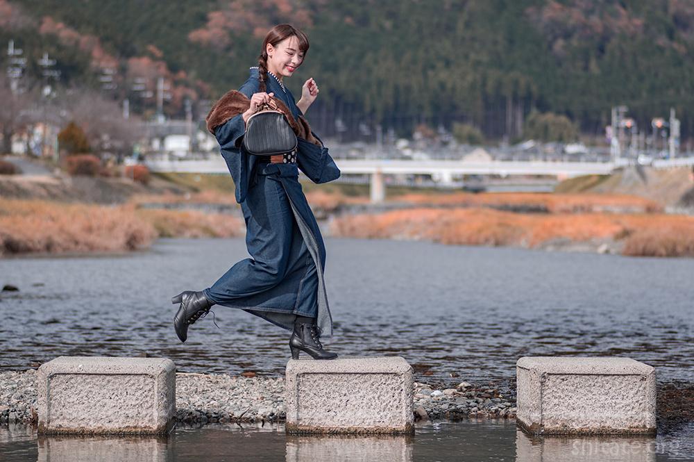 今宮戎神社の福娘・エリス梨亜奈さん8