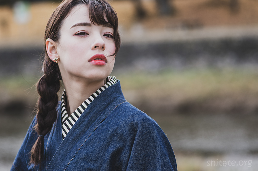 今宮戎神社の福娘・エリス梨亜奈さん15