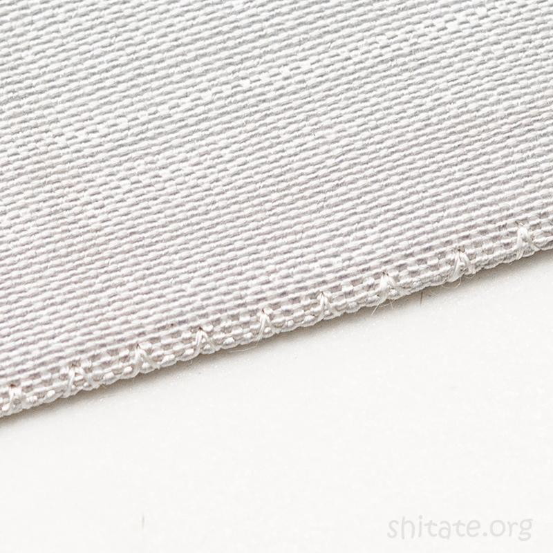 かがり縫いの写真(拡大)