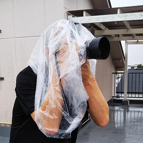 雨ポートレートで使える技