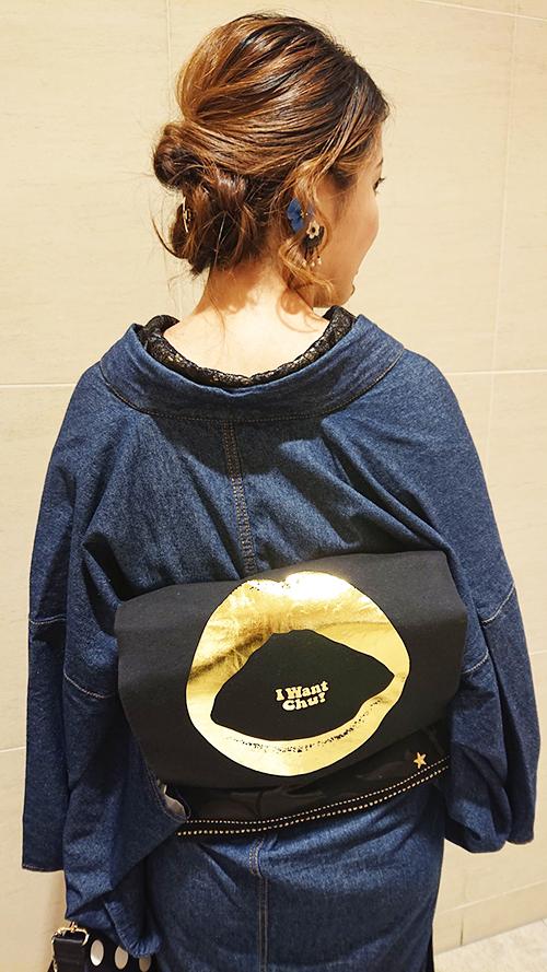 ちかさんのTシャツ太鼓2